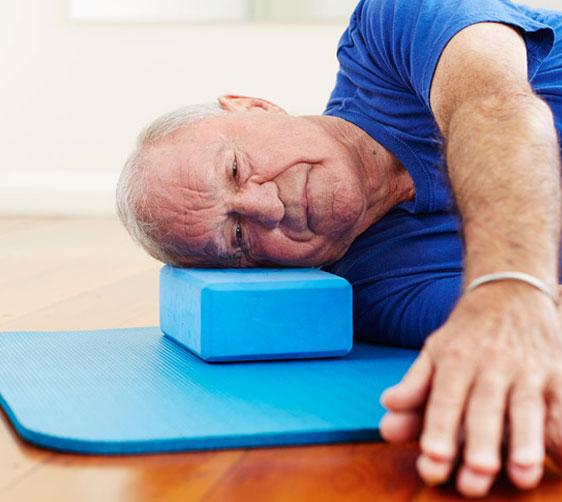 Elderly Physio Treatment